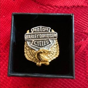 JUST IN🔥Size 13 HD Men's Eagle Ring